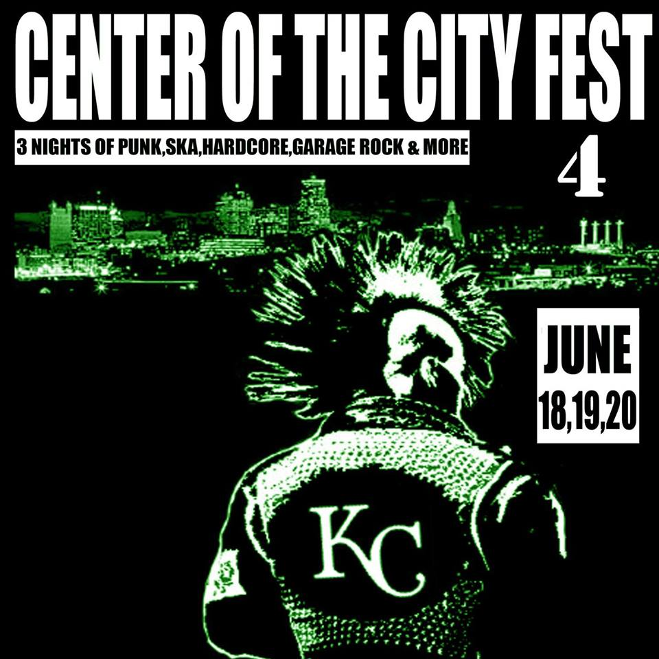 Center of The City Fest 2015.